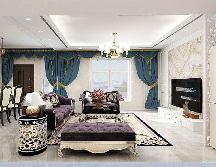 北大资源185平米五室两厅欧式风格